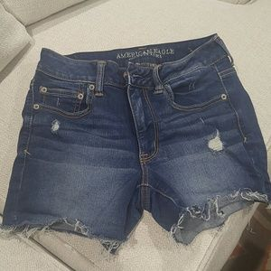 American Eagle Outfitters Shorts - Blue shorts